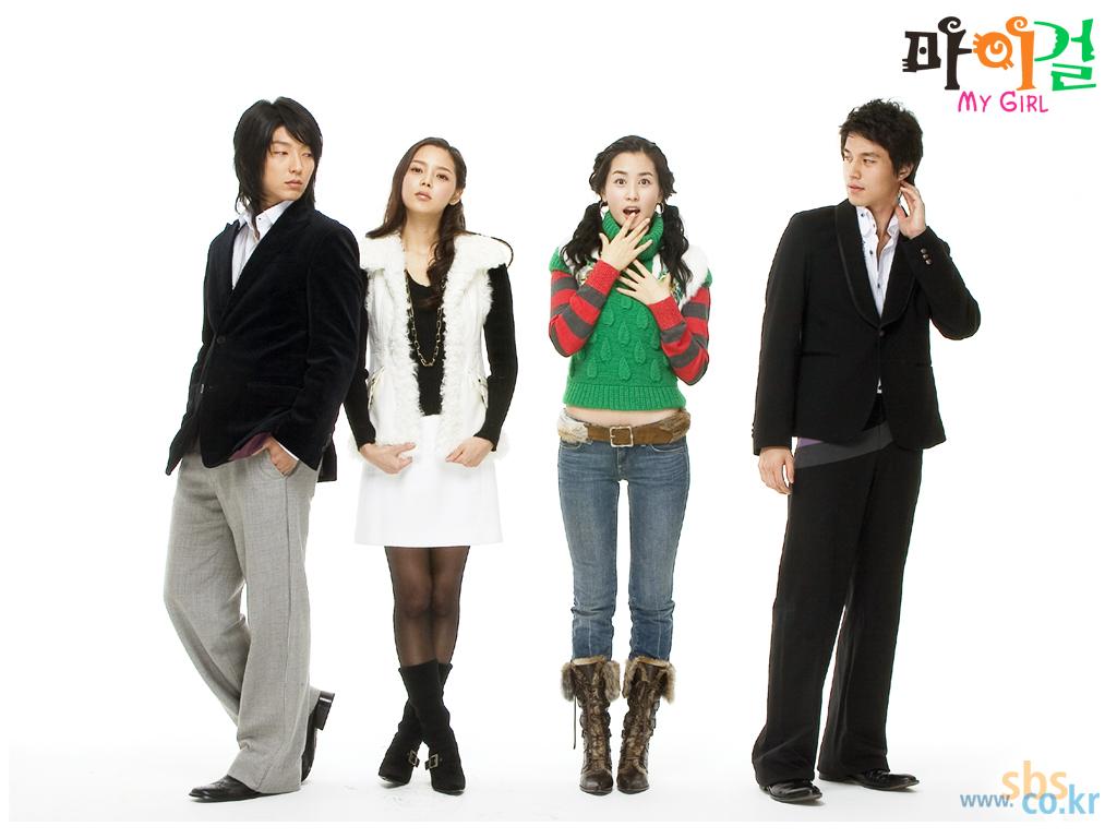 My Girl Korean Drama