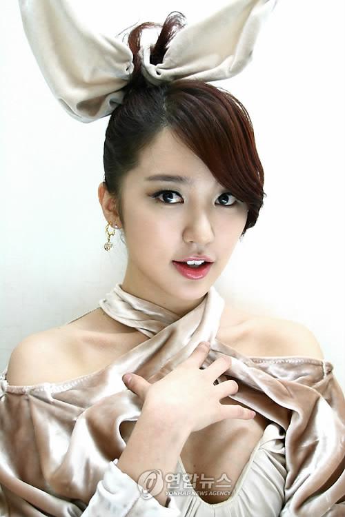 Queenka of January  Yoon Eun HyeYoon Eun Hye