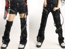 kera pants punk rave