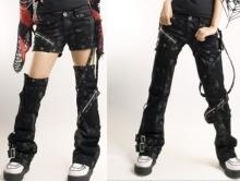 kera pants punk rave