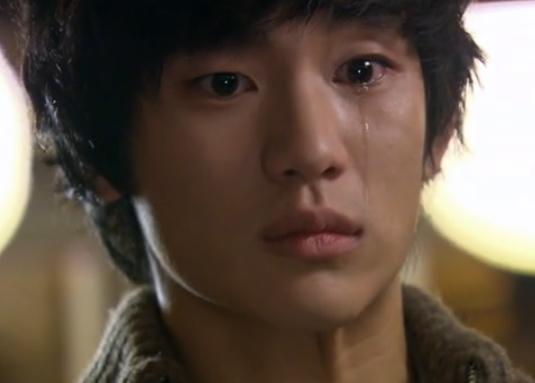 Asian Guy Crying