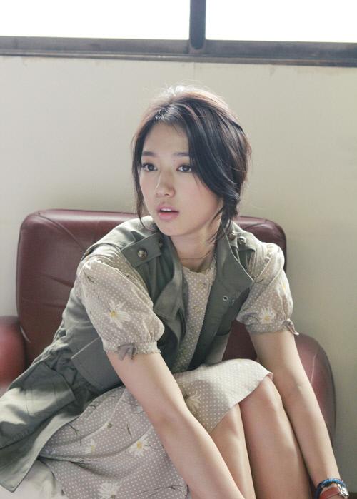 Park Shin Hye - New Photos