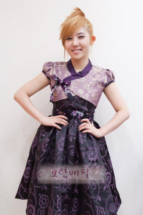 Dress hanbok hanbok cutral dresses hanbok secret modern hanboks
