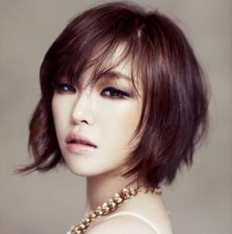 Asian Short Bob Hairstyles for Women