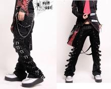 punk rave kera visual kei pants review